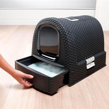 ou mettre la litiere du chat dans la maison khenghua. Black Bedroom Furniture Sets. Home Design Ideas