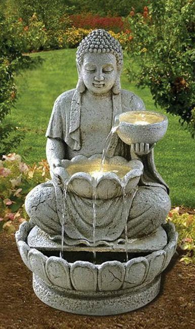 Bouddha ext rieur jardin khenghua for Statue bouddha exterieur pour jardin