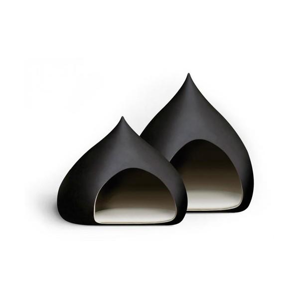 litiere design pour chat - khenghua