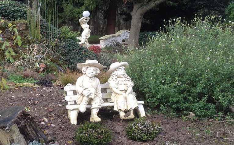 Pierre De Decoration Jardin #11: Voici La Sélection De Statue De Chat Pour Vous U003cu003cu003cu003c. Statue En Pierre Pour  Jardin