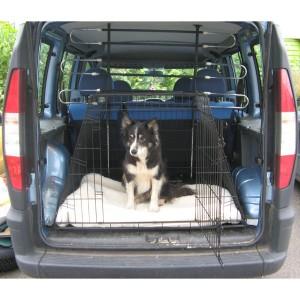 cage transport grand chien khenghua. Black Bedroom Furniture Sets. Home Design Ideas