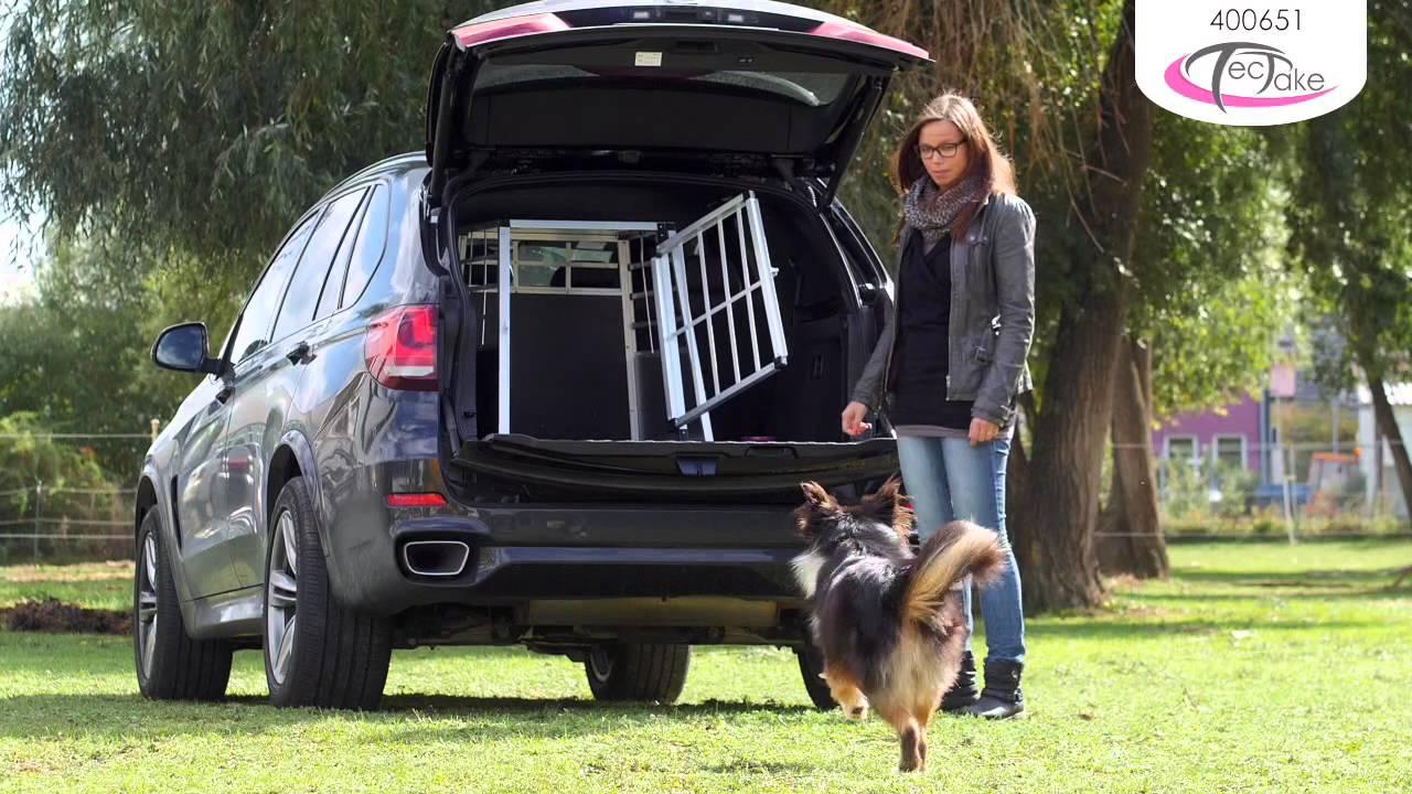 caisse transport chien voiture khenghua. Black Bedroom Furniture Sets. Home Design Ideas