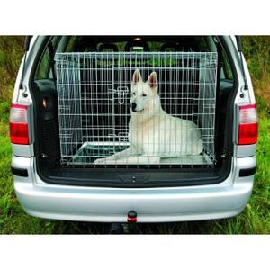 cage de transport pour gros chien pas cher khenghua. Black Bedroom Furniture Sets. Home Design Ideas