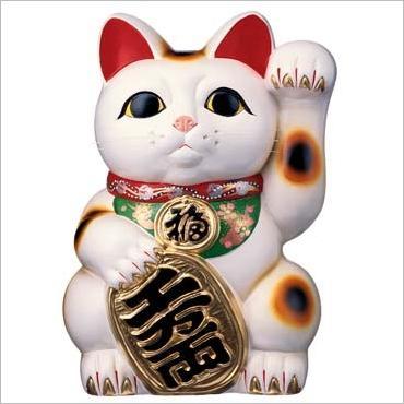 Chat du bonheur khenghua - Porte bonheur chinois chat ...