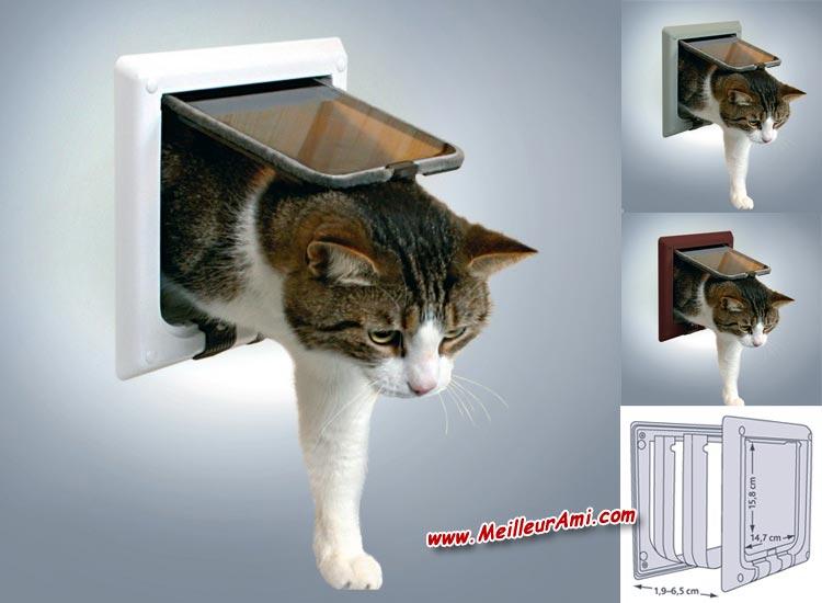 trappe a chat pour mur khenghua. Black Bedroom Furniture Sets. Home Design Ideas
