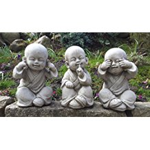 Statue bouddha exterieur pierre khenghua - Statue bouddha exterieur pour jardin ...
