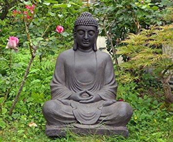 grande statue pour jardin khenghua. Black Bedroom Furniture Sets. Home Design Ideas