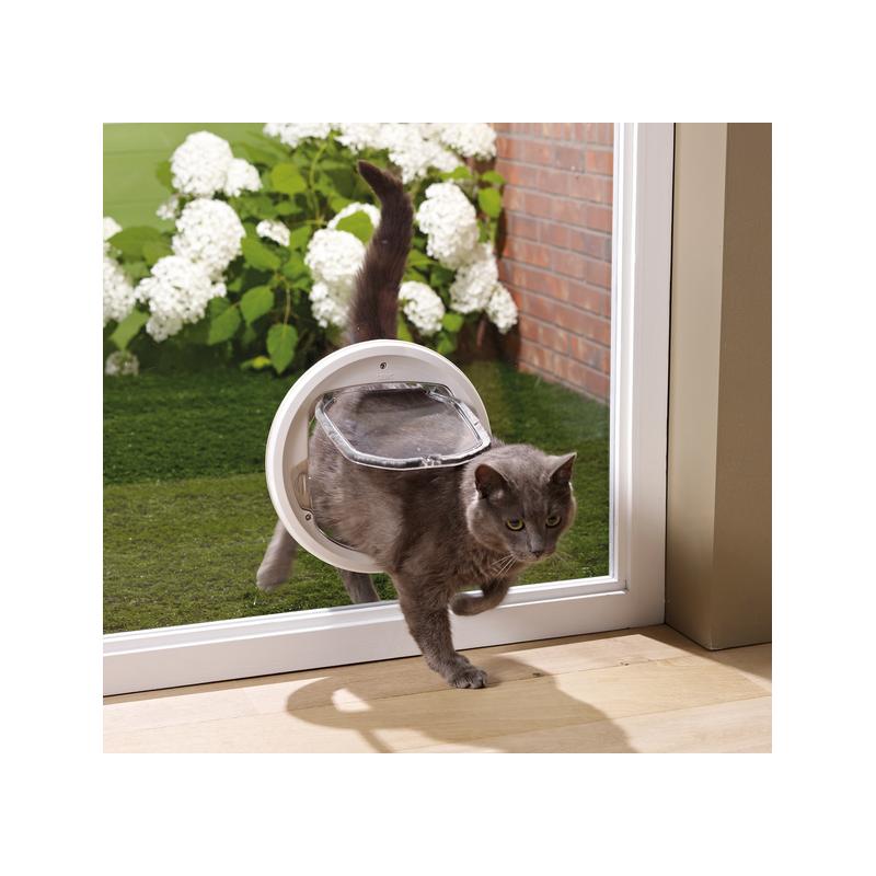 chati re pour porte vitr e khenghua. Black Bedroom Furniture Sets. Home Design Ideas