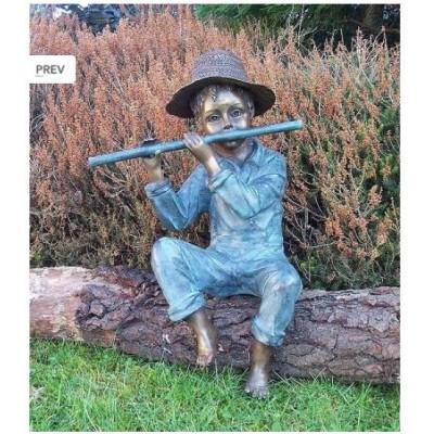 Statue pecheur pour bassin khenghua for Statue pour bassin exterieur