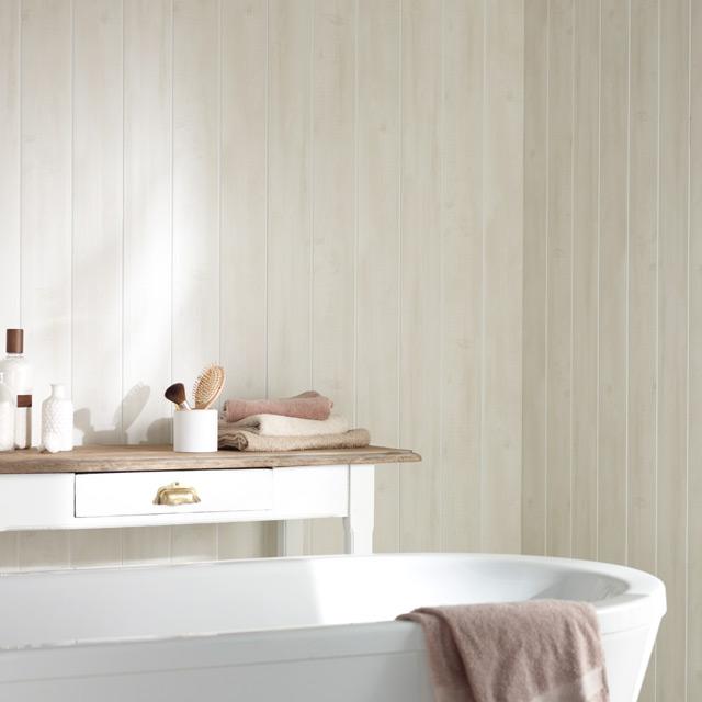 Lambris pvc salle de bain khenghua - Lambris pour salle de bain ...