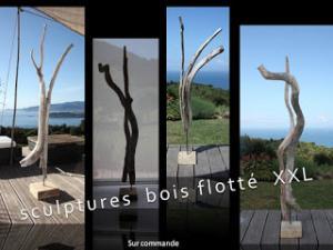 statue exterieur moderne khenghua. Black Bedroom Furniture Sets. Home Design Ideas