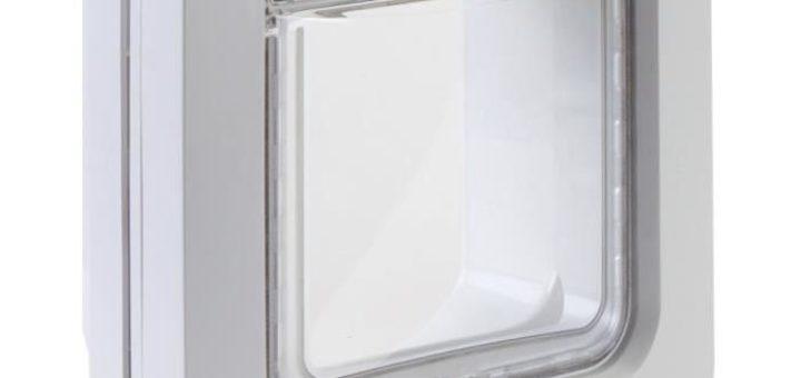 chatiere electronique puce pour chat khenghua. Black Bedroom Furniture Sets. Home Design Ideas