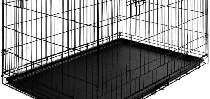 cage chien xxl khenghua. Black Bedroom Furniture Sets. Home Design Ideas