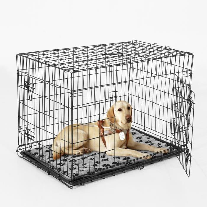 cage de transport pour grand chien pas cher khenghua. Black Bedroom Furniture Sets. Home Design Ideas