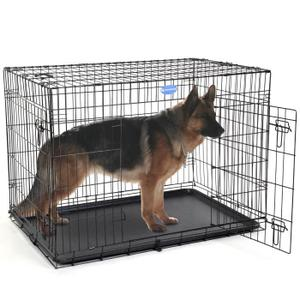 cage chien pas cher khenghua. Black Bedroom Furniture Sets. Home Design Ideas